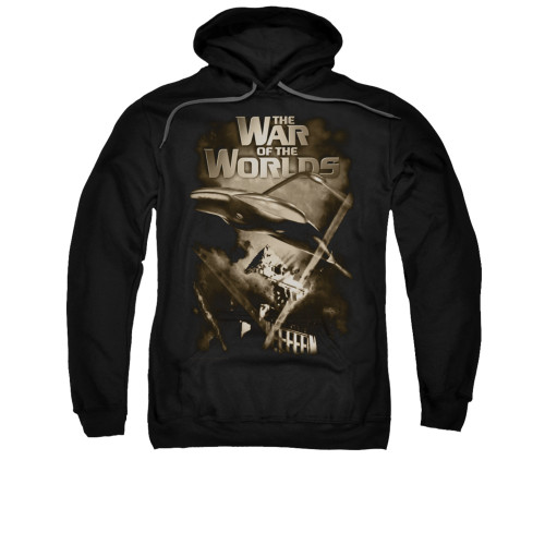 Image for War of the Worlds Hoodie - Death Rays