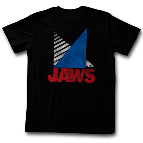 Jaws T-Shirt - Triangles