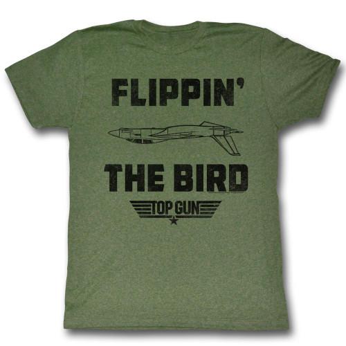 Image for Top Gun T-Shirt - Da Bird