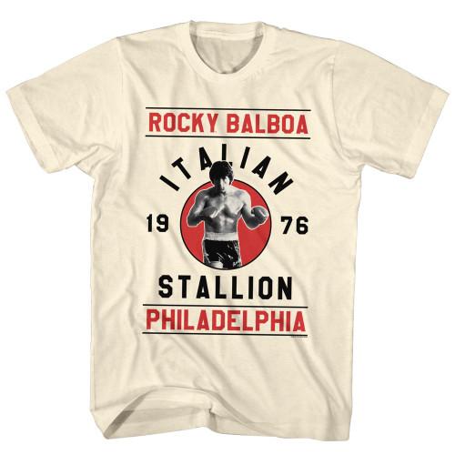 Image for Rocky T-Shirt - Philidelphia '76