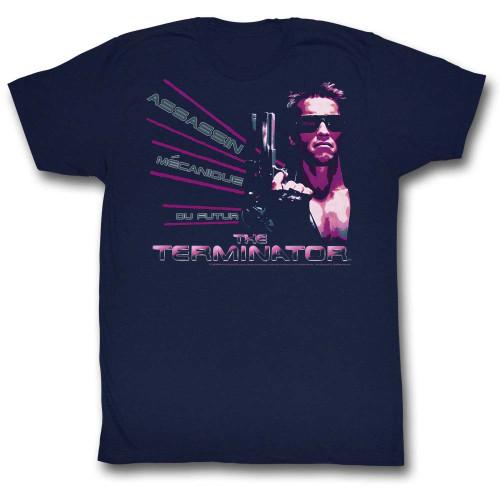 Image for Terminator T-Shirt - Assassin