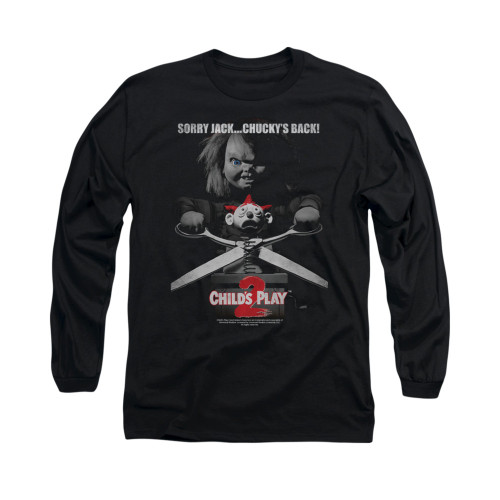 Image for Child's Play Long Sleeve T-Shirt - Jack Poster