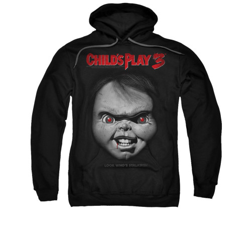 Image for Child's Play Hoodie - Face Poster