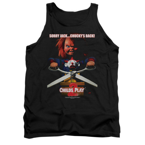 Child's Play Tank Top - Chucky's Back