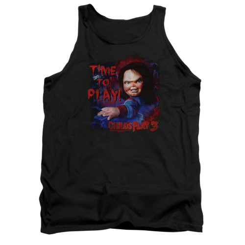 Image for Child's Play Tank Top - Time to Play