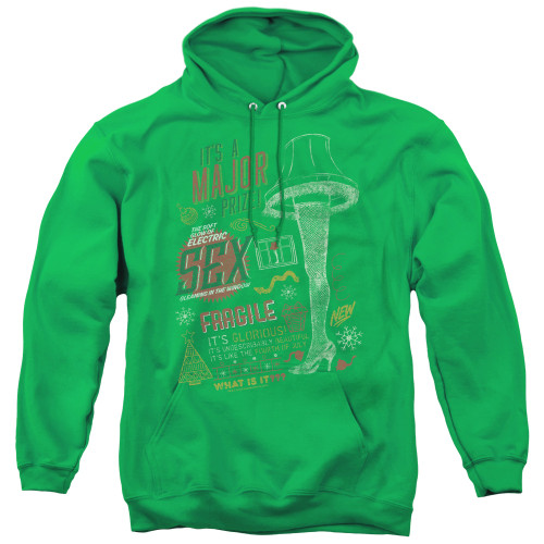 Image for A Christmas Story Hoodie - Its A Major Prize