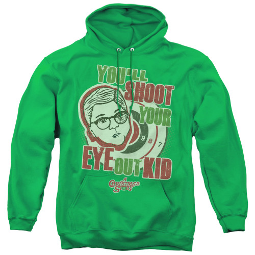 Image for A Christmas Story Hoodie - You'll Shoot Your Eye Out