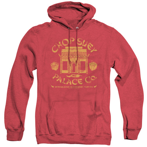 Image for A Christmas Story Heather Hoodie - Chop Suey Palace Co