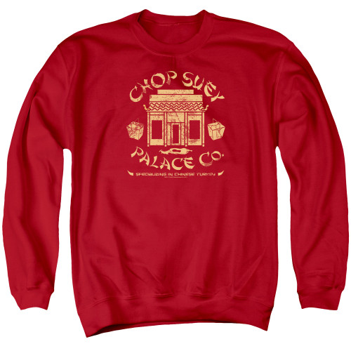 Image for A Christmas Story Crewneck - Chop Suey Palace Co