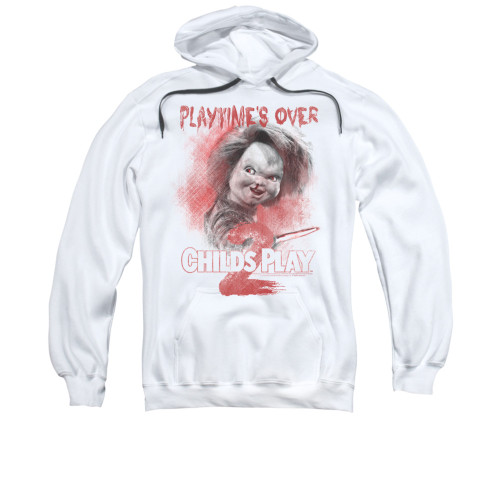 Image for Child's Play Hoodie - Play Time's Over