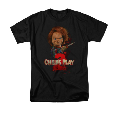 Child's Play T-Shirt - Here's Chucky