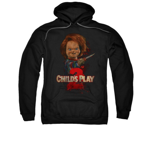 Image for Child's Play Hoodie - Here's Chucky