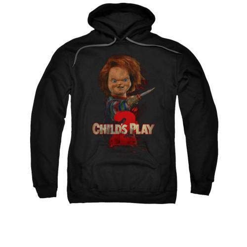 Child's Play Hoodie - Here's Chucky