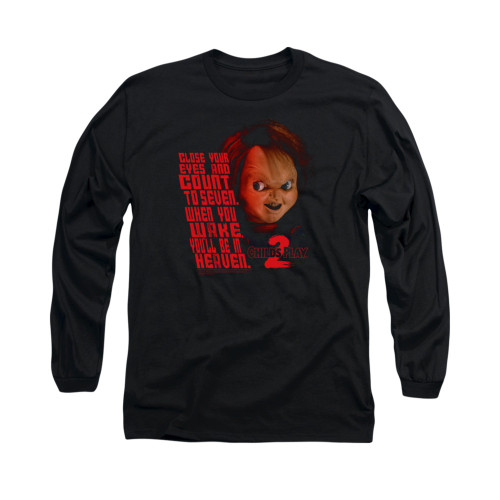 Image for Child's Play Long Sleeve T-Shirt - In Heaven