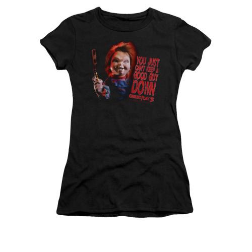 Child's Play Girls T-Shirt - Good Guy