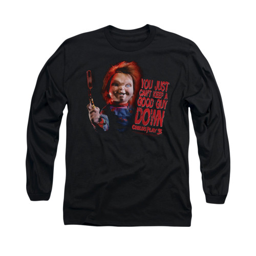 Image for Child's Play Long Sleeve T-Shirt - Good Guy