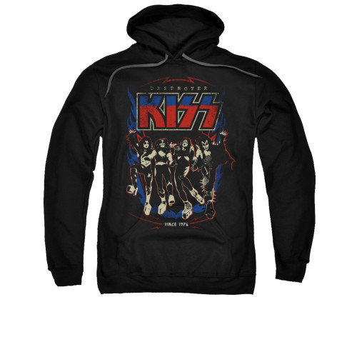 Image for Kiss Hoodie - Destroyer