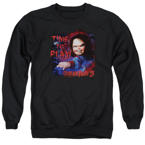 Image for Child's Play Crewneck - Time to Play