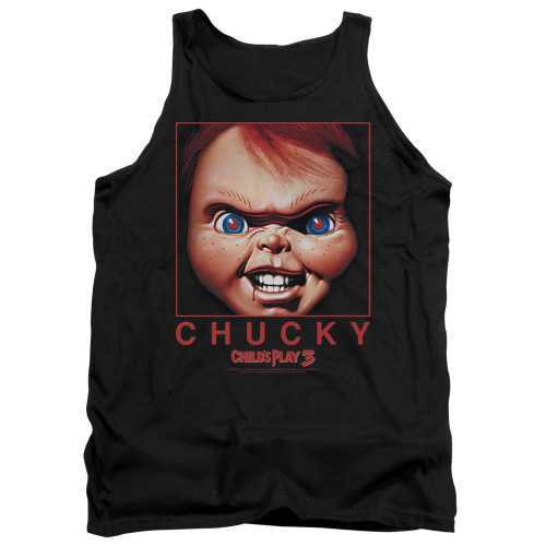 Image for Child's Play Tank Top - Chucky Squared