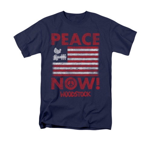 Woodstock T-Shirt - Peace Now