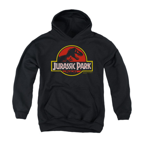 Image for Jurassic Park Youth Hoodie - Classic Logo
