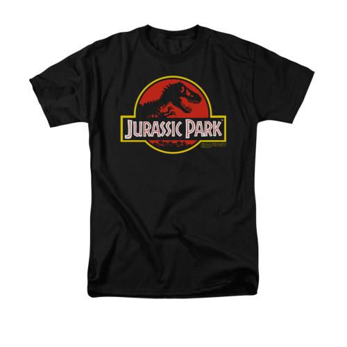 Image for Jurassic Park T-Shirt - Classic Logo