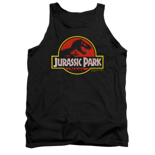 Image for Jurassic Park Tank Top - Classic Logo