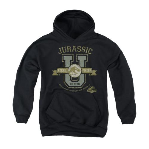 Image for Jurassic Park Youth Hoodie - Jurassic U