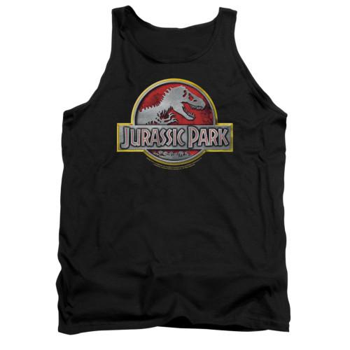 Image for Jurassic Park Tank Top - Logo
