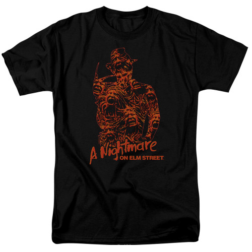 Image for A Nightmare on Elm Street T-Shirt - Chest of Souls