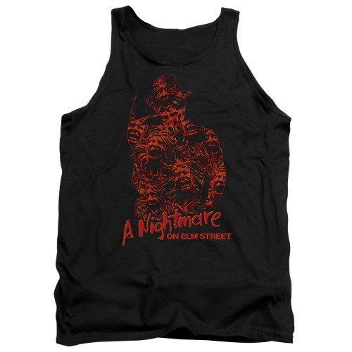 Image for A Nightmare on Elm Street Tank Top - Chest of Souls