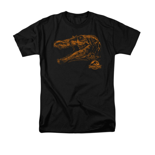 Image for Jurassic Park T-Shirt - Spino Mount