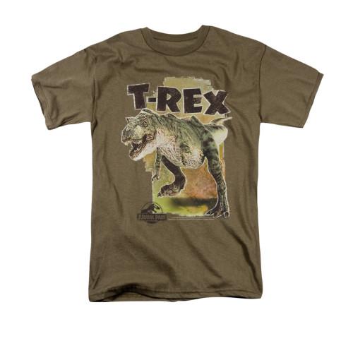 Image for Jurassic Park T-Shirt - T Rex