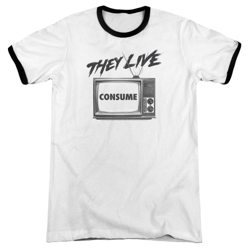 Image for They Live Ringer - Consume