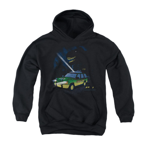 Image for Jurassic Park Youth Hoodie - Turn it Off