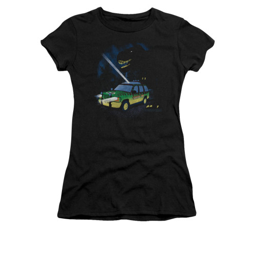 Image for Jurassic Park Girls T-Shirt - Turn it Off
