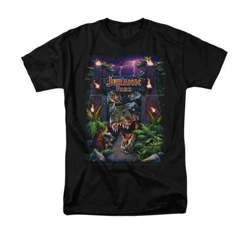 Jurassic Park T-Shirt - Welcome to the Park
