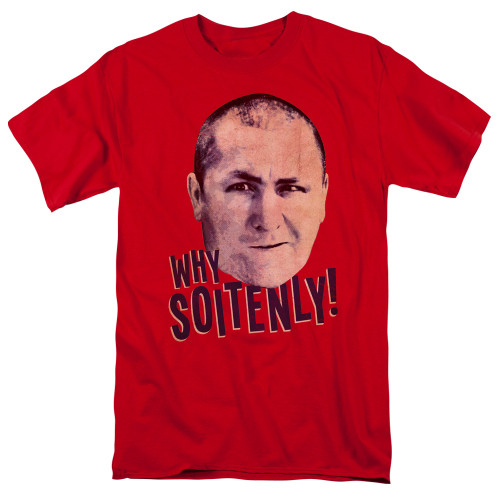 Image for The Three Stooges T-Shirt - Why Soitenly