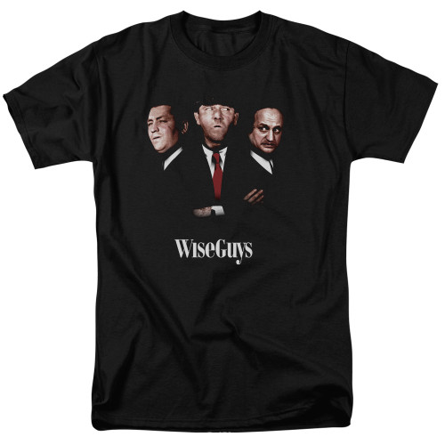 Image for The Three Stooges T-Shirt - Wiseguys