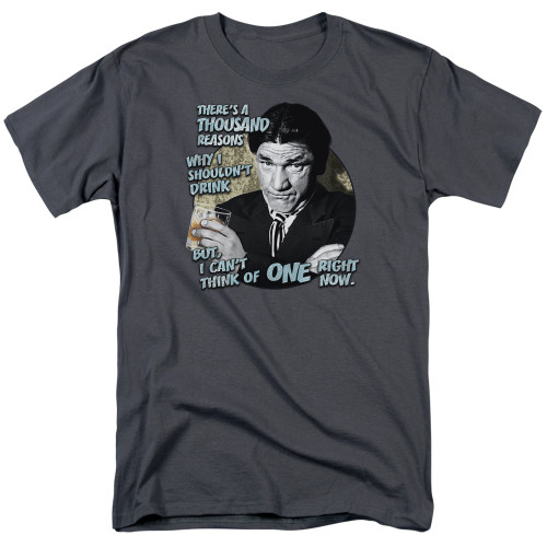 Image for The Three Stooges T-Shirt - Drink