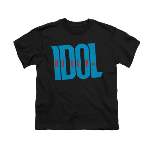 Image for Billy Idol Youth T-Shirt - Logo