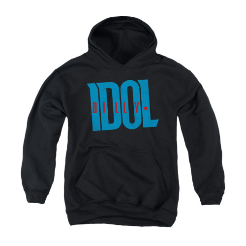Image for Billy Idol Youth Hoodie - Logo