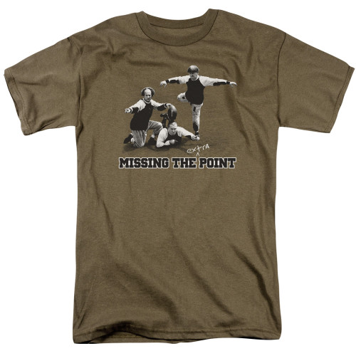 Image for The Three Stooges T-Shirt - The Point