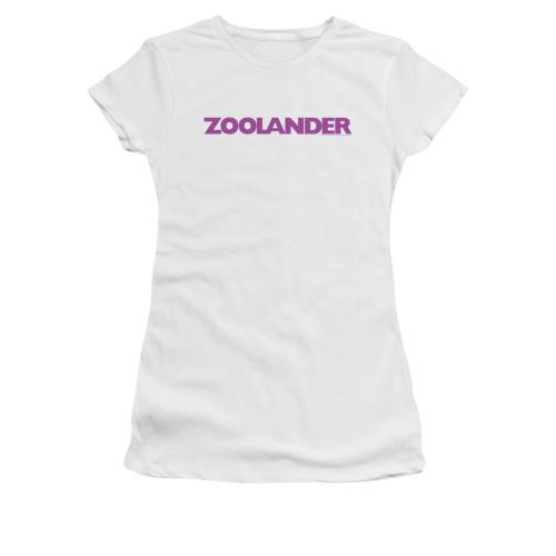 Image for Zoolander Girls T-Shirt - Logo