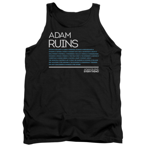 Image for Adam Ruins Everything Tank Top - Everything