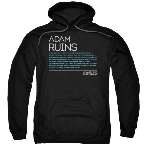 Image for Adam Ruins Everything Hoodie - Everything