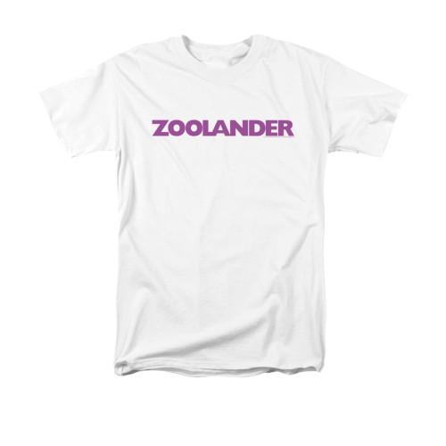 Image for Zoolander T-Shirt - Logo
