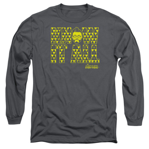 Image for Adam Ruins Everything Long Sleeve T-Shirt - Know It All