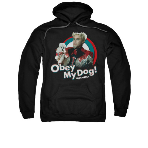 Image for Zoolander Hoodie - Obey My Dog