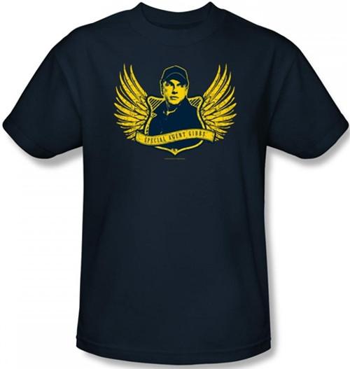 Image Closeup for NCIS Go Navy T-Shirt